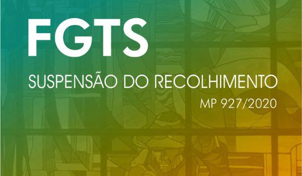 FGTS Suspensão