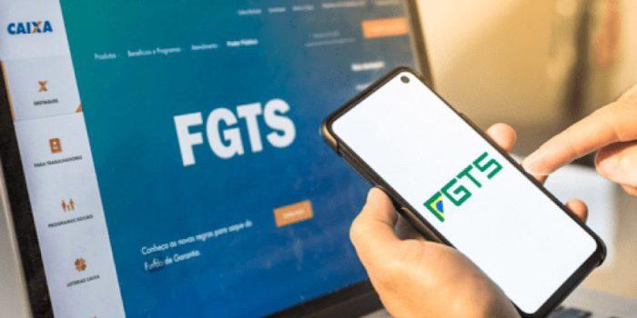 Antecipação FGTS