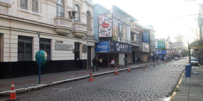 Lojas Rua Grande Fechadas 2