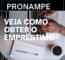 PRONAMPE: Saiba Como Obter O Empréstimo Para Empreendedores De Pequeno Porte